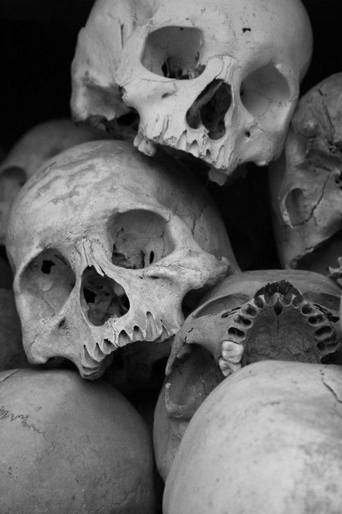 """The theme of death in Hamlet seems to beg the question """"If we all die, does it matter how?"""" It's a relevant question to life. If we're all going to die, then should we be concerned as to how our lives really are lived?"""