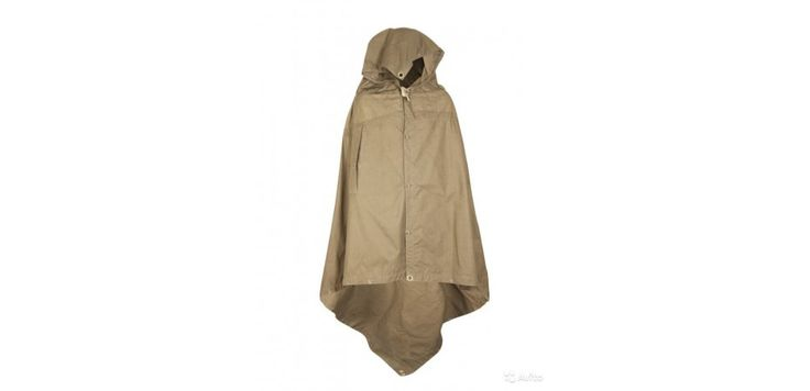 Cloak - tent Russian Army USSR Soviet soldiers