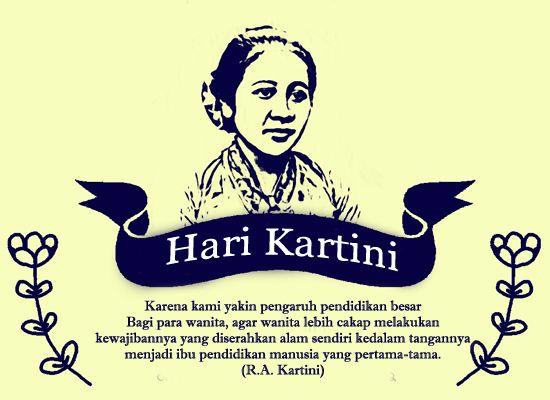 Contoh Pidato Hari Kartini