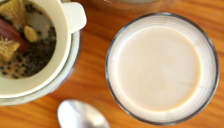 Indický masala chai #koolinarium