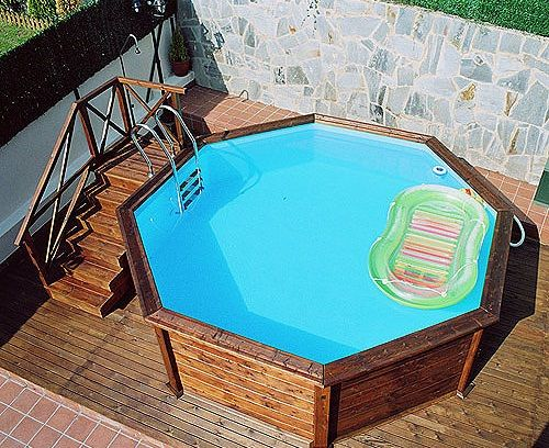 15 best escaleras piscinas images on pinterest swimming for Piscinas leroy merlin precios