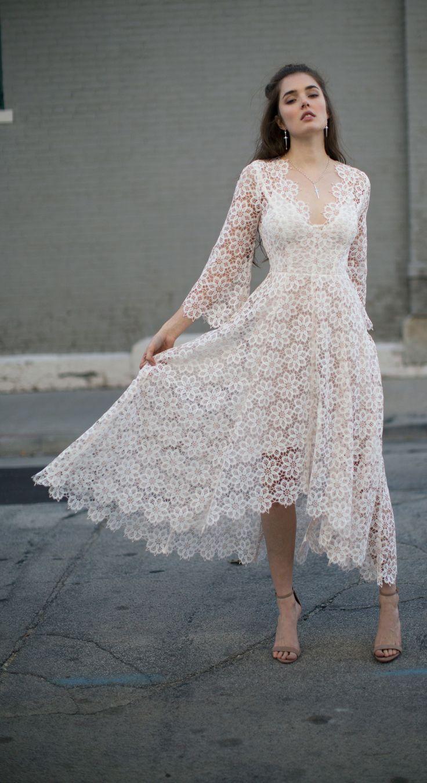Short Wedding Dresses Zimmermann Blush Empire Guipure Dress Blush Dress Dresses Empire Guipure Short Weddi Crochet Dress Short Wedding Dress Dresses [ 1351 x 736 Pixel ]