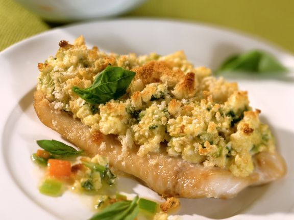 Gratiniertes Rotbarschfilet ist ein Rezept mit frischen Zutaten aus der Kategorie Kochen. Probieren Sie dieses und weitere Rezepte von EAT SMARTER!