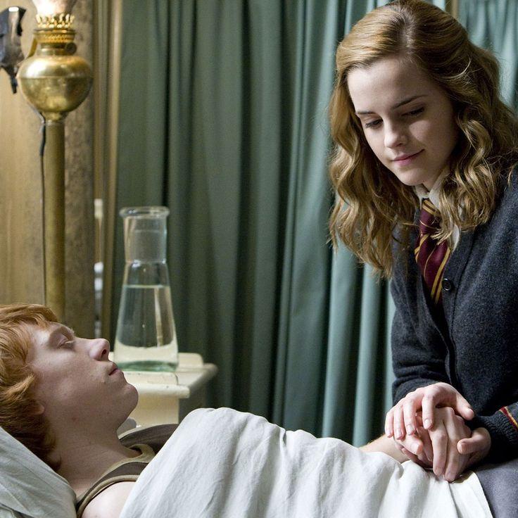Ema.. Hermione.. Esta mujer es lo mejor..!