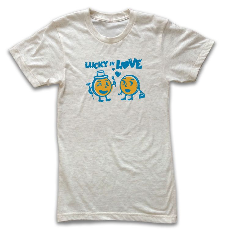 Lucky in Love T-Shirt – Lucky Penny Company
