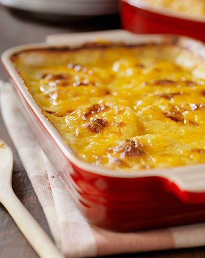 Cynthia Barcomi Rezept :: Gratinierte Kartoffeln