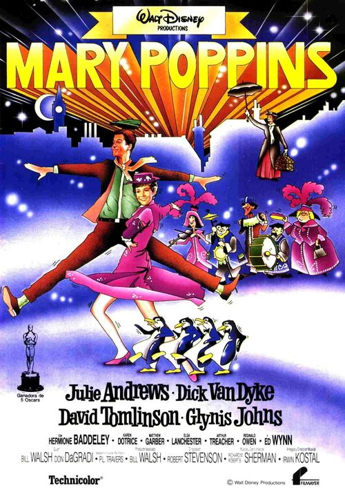Watch Mary Poppins 1964 Full Movie Online Free