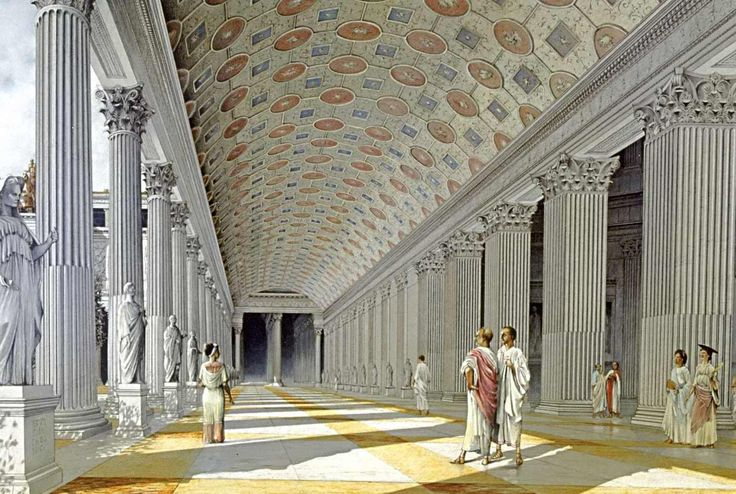 Forum of Trajan (reconstruction).