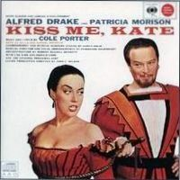 December 30, 1948 – The musical Kiss Me, Kate opens for the first of 1,077 performances Kiss Me Kate 1950 LP Cover