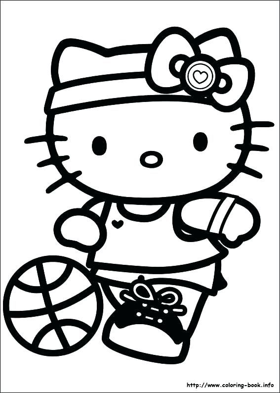 hello kitty princess para colorear hello kitty princess para ...
