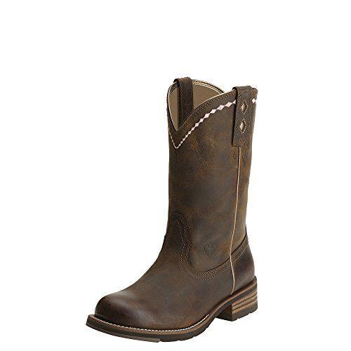 SALE PRICE $79.76 - Ariat Women's Unbridled Roper Western Cowboy Boot