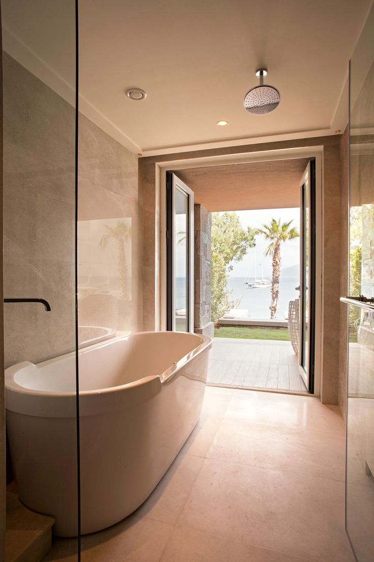 5 star hotel bathroom design - From Five Star Alliance Guest Bath At The Caresse Resort And Spa In Bodrum Hotel Bathroomsdream