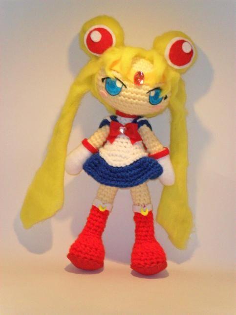 17 mejores imagenes sobre Amigurumi dolls en Pinterest ...