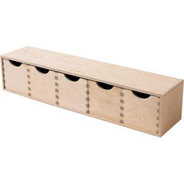 Les 11 meilleures images du tableau chb ds chevet sur pinterest hauteur le produit et - Caisse en bois leroy merlin ...