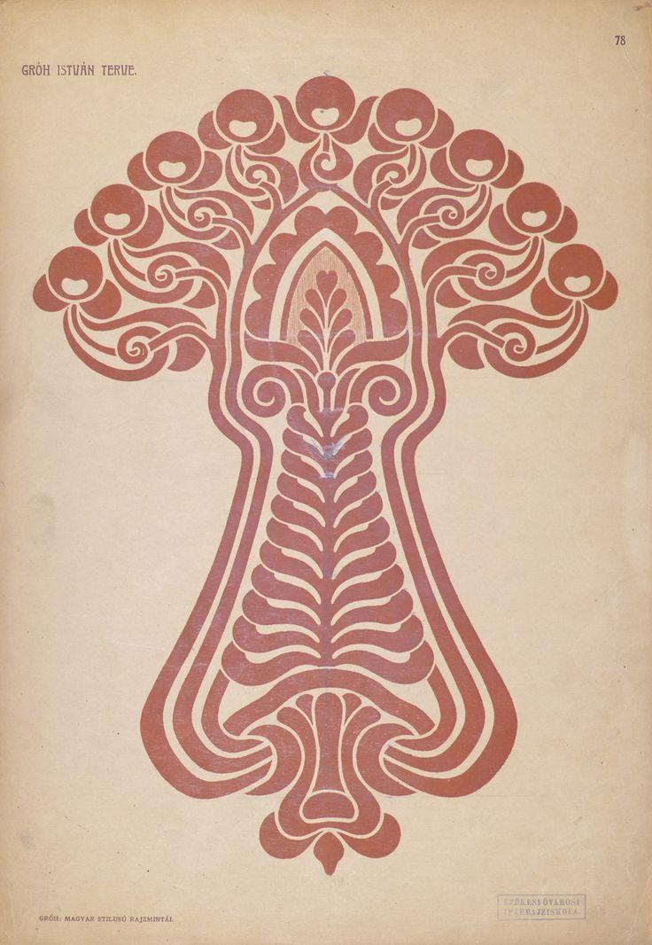 Graphic Inspiration: Nature and Folk Art in Hungarian Art Nouveau | Europeana Blog