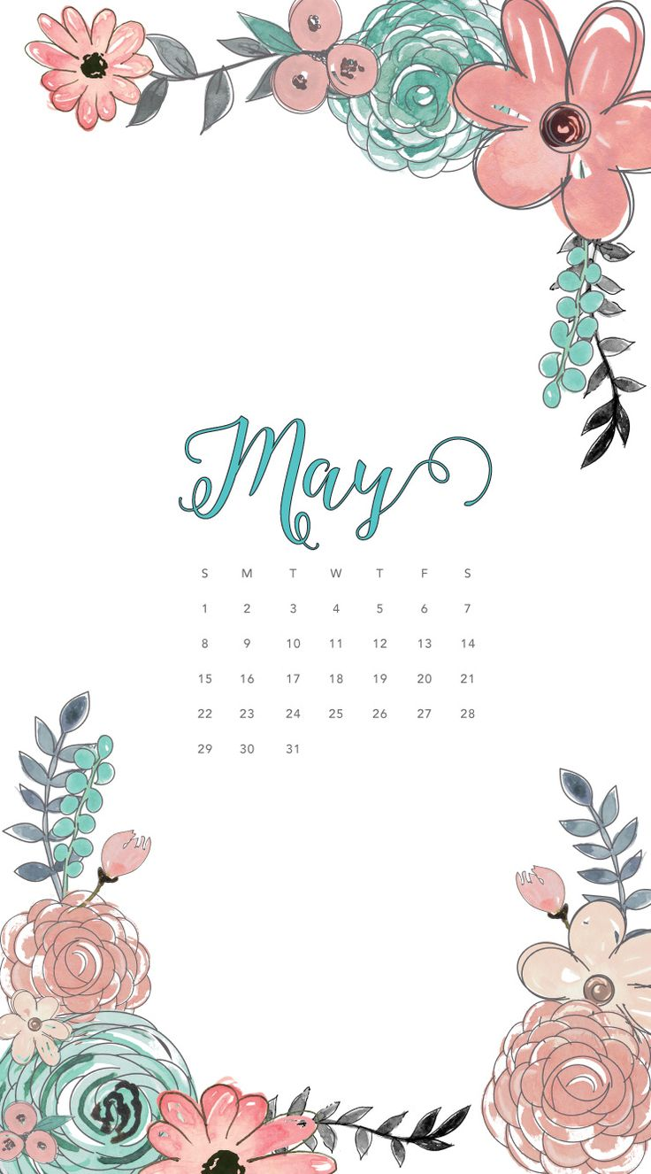 May-Calendar-PhoneDownload-DawnNicoleDesigns.jpg 740×1,334 pixels