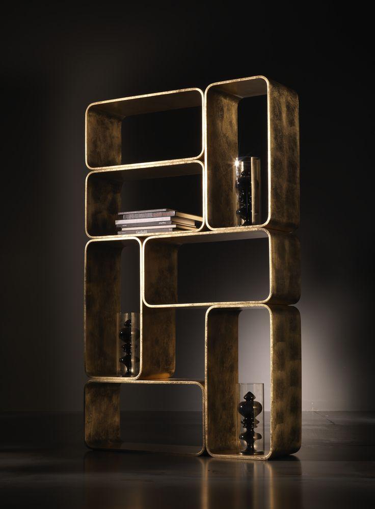 Modular #bookcase ICE - KHAOS