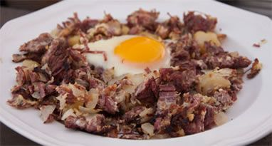 Corned beef made at home tastes better than store bought. Need any more reasons?