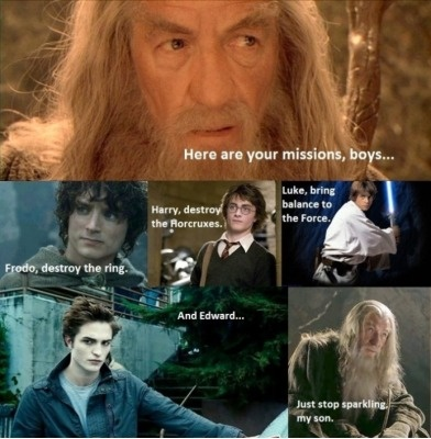 Legendary - Hilarious Harry Potter Memes