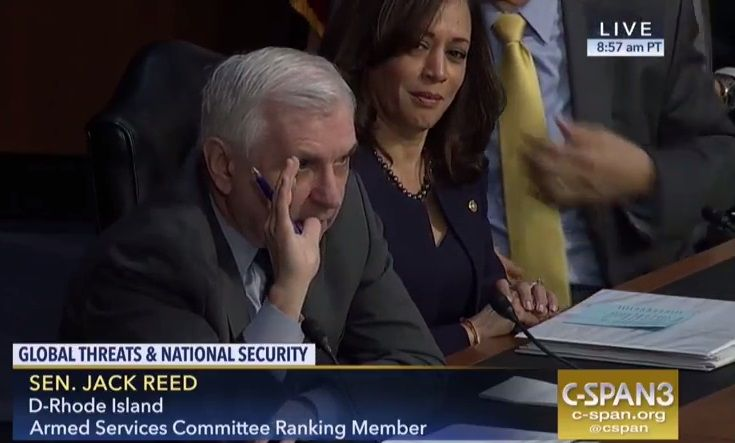 Odd Sluration – Seemingly Inebriated Democrat Senator Jack Reed Asks Intelligence Community to Outline Covert Operations in Public… It's doubtful you can find a more succinct example of TDS than a seemingly inebriated Democrat Senator asking the aggregate intelligence apparatus, during a public session of congress, to giv…