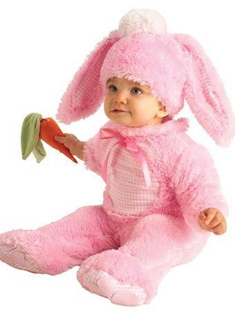 Pink Bunny Newborn/infant Costume