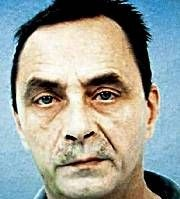 Volker Eckert (1959 – 2007) was a German truck driver and serial killer who confessed to the murders of six women, five of whom were prostitutes. He was accused of committing 19 murders between 1974 and 2006.  On 17 November 2006, Eckert was arrested in Germany. The police found tufts of hair and pictures of his victims subjected to various tortures in Eckert's truck and in his house.  On 2 July 2007, Eckert was found dead in his cell in Germany, after committing suicide.