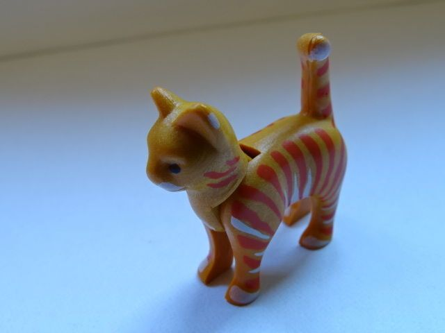 LE Chat Roux Tigre Playmobil Animaux Animal Sauvages Savane Foret   eBay