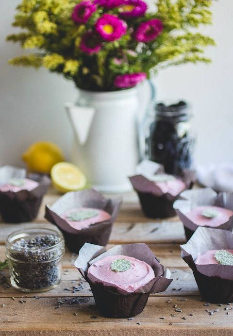1000+ ideas about Lavender Cupcakes on Pinterest ...