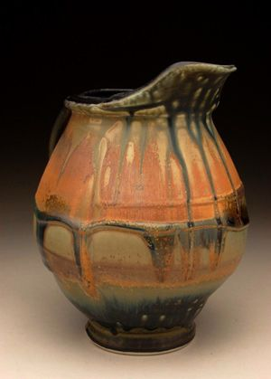 Steven Hill Pitcher from 18 Hands Gallery