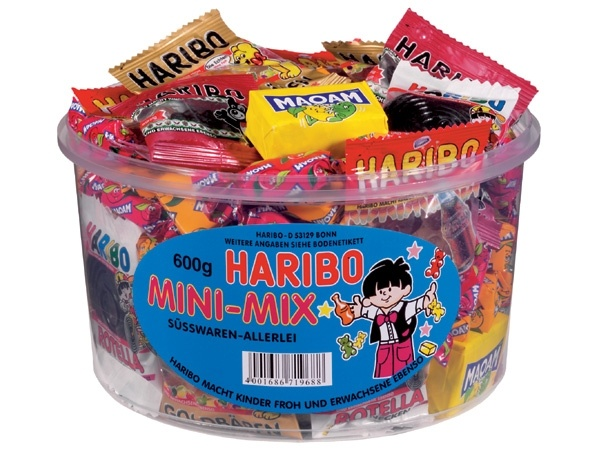 Haribo Mini Mix