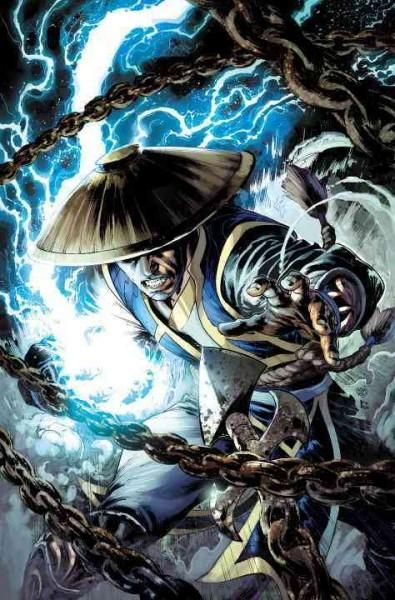 Mortal Kombat X 2: Blood Gods
