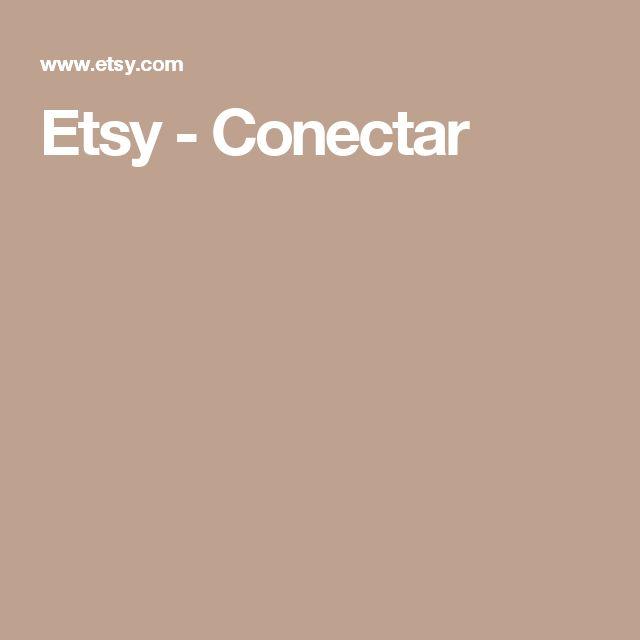 Etsy - Conectar