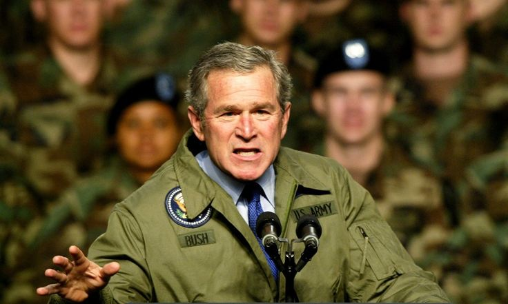 The lead-up to war in 2003 was filled with spin and misinformation. But today, we aren't even having the semblance of a debate about military intervention