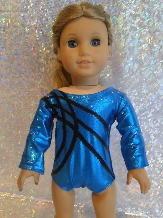 American Girl Doll Gymnastic Leotard -New/Gift Handmade
