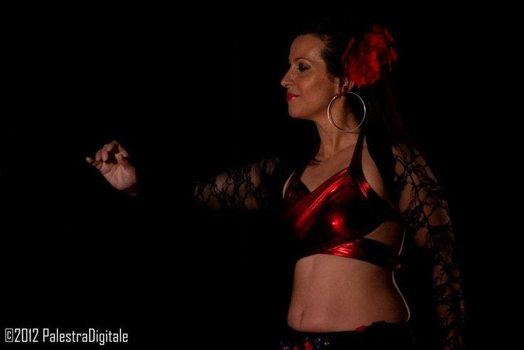 Laboratorio di #danzaorientale: sabato 1 marzo dalle 14 alle 16 #flamenco orientale con Sabrina Albano!