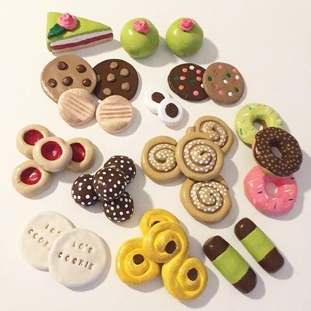 Lo's cookies! Alltså trolldeg, HUR kul? Perfekt och billig julklapp dessutom | Salt dough cookies ...