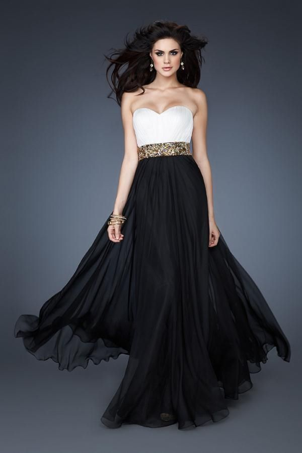 The 128 best Evening Gowns images on Pinterest   Formal evening ...