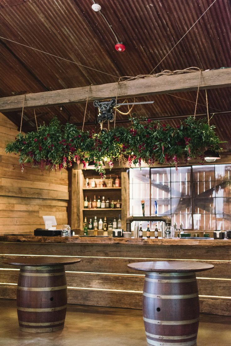 Big Sky Barn | Bar | Southern Rum Runners | Montgomery, Tx | Whiskey Barrels | Sarah Mckenzie Photography