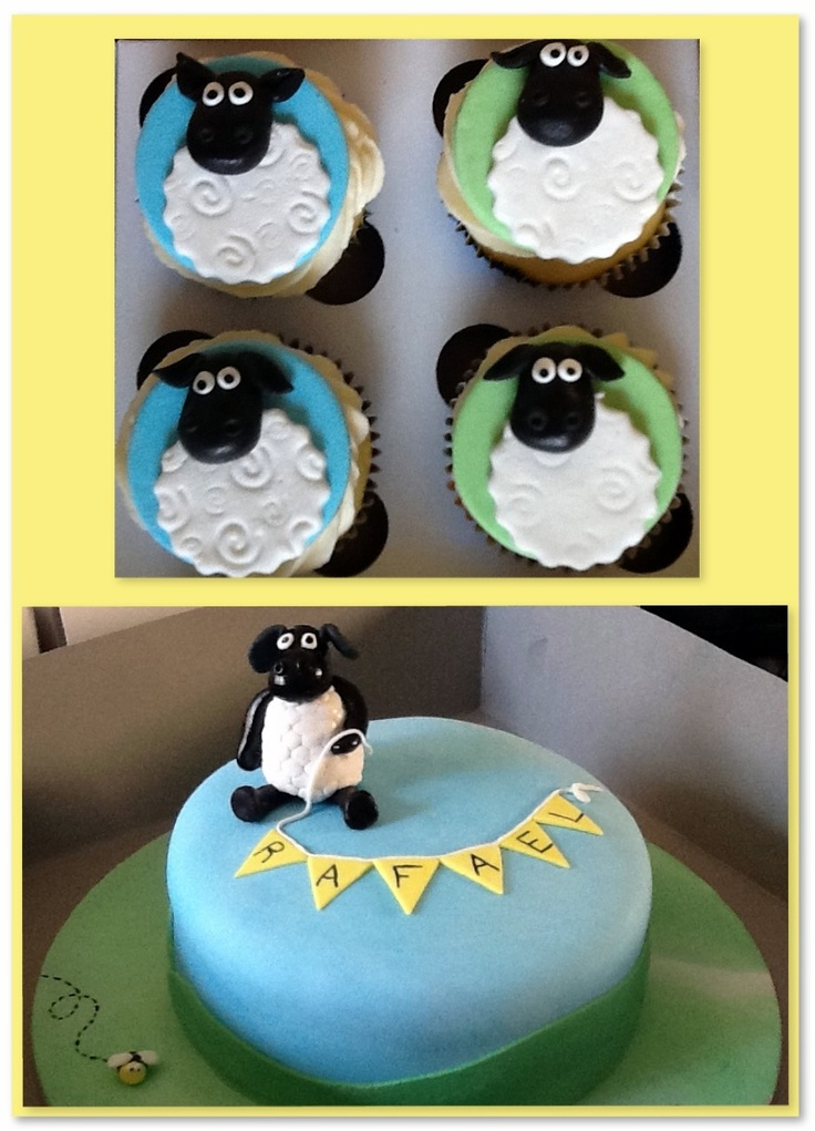 Baby Shower Cakes Rockingham ~ Best shaun the sheep cakes images on pinterest