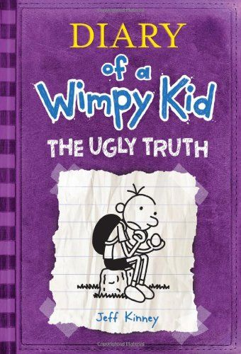 The Ugly Truth (Diary of a Wimpy Kid, Book 5) hahahaha i love these books