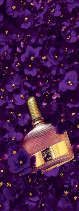 Tom Ford Violet Blonde Fragrance | LBV ♥✤ Try it now on www.myperfumesamples.com