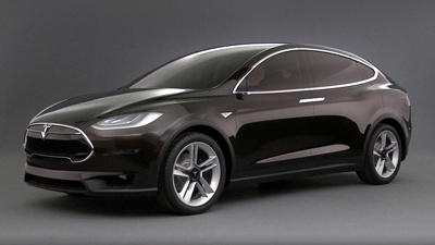 2014 Tesla Model X