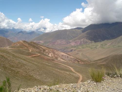 Camino a Iruya, Argentina