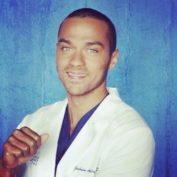 Sexpot. Jessie Williams/ Jackson Avery
