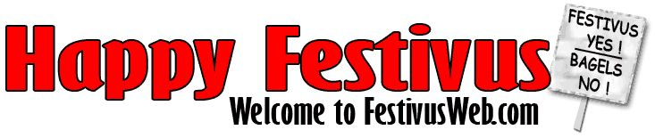 364 days until Festivus! Festivus is over. I hope you didn't cry too much! Countdown to Festivus (23 Dec)