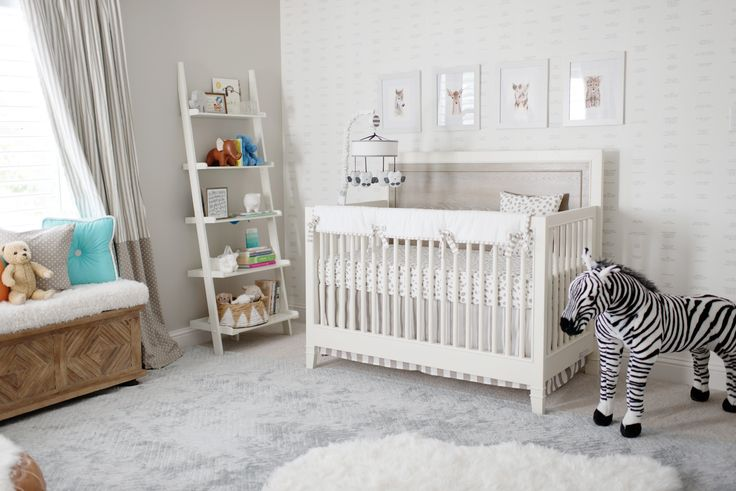 See The Bachelor's Sean and Catherine Lowe's Nursery