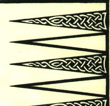 backgammon board pattern - Google Search