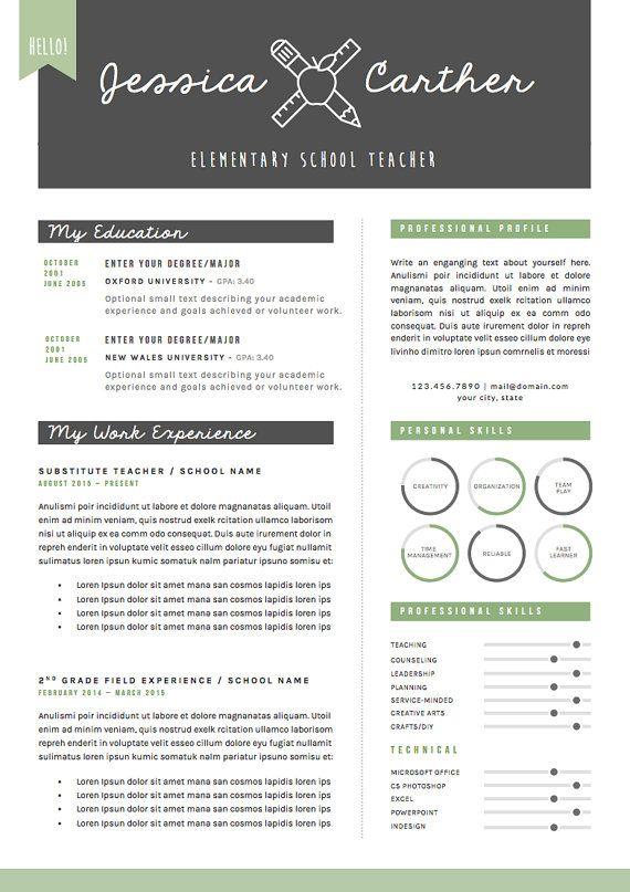 The 25+ best Cover letter teacher ideas on Pinterest Cv cover - cover letter for teacher resume