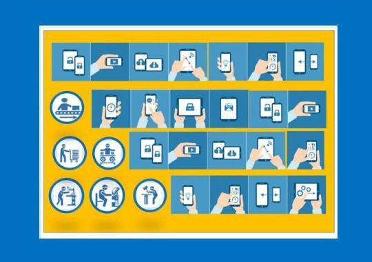 3 cara mobilitas mengubah proses produksi perusahaan manufakturing