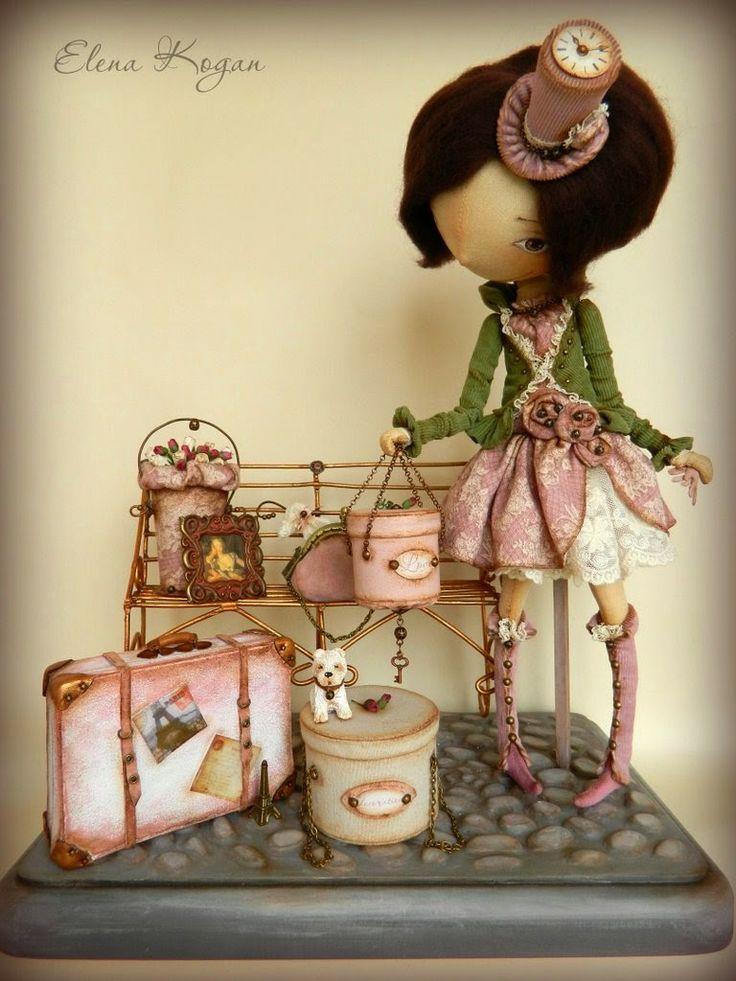 Блог Елены Коган: Дама сдавала в багаж...